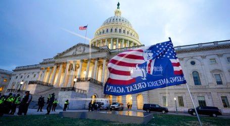 Η Γερουσία συνεδριάζει ξανά για να κυρώσει τη νίκη του Τζο Μπάιντεν παρά την εισβολή στο Καπιτώλιο