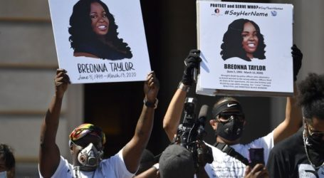 Αποτάχθηκαν δύο αστυνομικοί που ενεπλάκησαν στη δολοφονία της Αφροαμερικανής Μπριόνα Τέιλορ