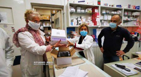 Έφτασαν τα εμβόλια κατά του κορωνοϊού στην Αργολίδα