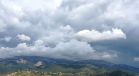 Τα σύννεφα στον ουρανό της Πάτρας όπως δεν τα έχετε ξαναδεί