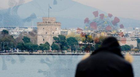 Τάση αποκλιμάκωσης του ιικού φορτίου στα λύματα της Θεσσαλονίκης