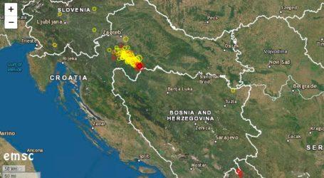 Σεισμός 4,5 Ρίχτερ στην Κροατία