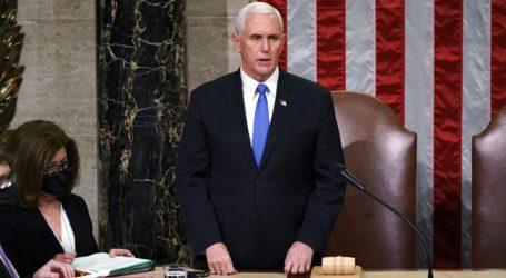 Ο απερχόμενος αντιπρόεδρος Μάικ Πενς θα παραβρεθεί στην ορκωμοσία του Τζο Μπάιντεν