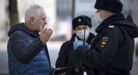 H Ρωσία ανακοίνωσε 22.851 νέα κρούσματα κορωνοϊού