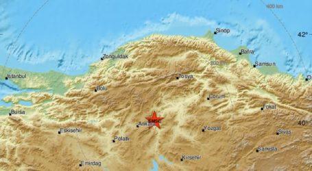 Σεισμός 4,5 Ρίχτερ στην κεντρική Τουρκία