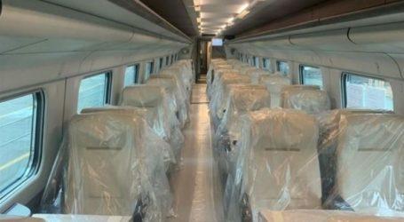 Στις 18 Ιανουαρίου φτάνει από την Ιταλία το πρώτο από τα πέντε τρένα νέας γενιάς