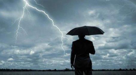 Έκτακτο δελτίο επιδείνωσης του καιρού: Έρχονται καταιγίδες και χαλάζι