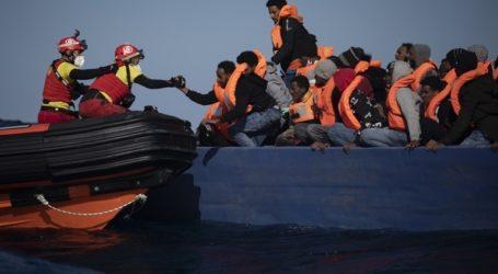 Το σκάφος διάσωσης μεταναστών Ocean Viking αναχώρησε για την κεντρική Μεσόγειο