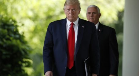 Συνάντηση Τραμπ – Πενς στον Λευκό Οίκο
