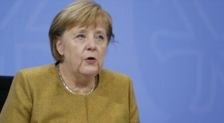 Η Μέρκελ εκτιμά ότι το lockdown στη Γερμανία θα διαρκέσει ως τις αρχές Απριλίου