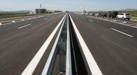 Προσωρινές κυκλοφοριακές ρυθμίσεις στον αυτοκινητόδρομο Κόρινθος-Τρίπολη-Καλαμάτα