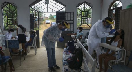 1.110 θάνατοι το τελευταίο 24ωρο στη Βραζιλία