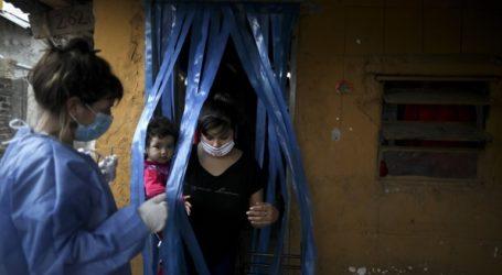 Περισσότερα από 13.700 νέα κρούσματα στην Αργεντινή