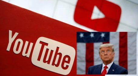 Σε αναστολή το κανάλι του Ντ. Τραμπ στο YouTube