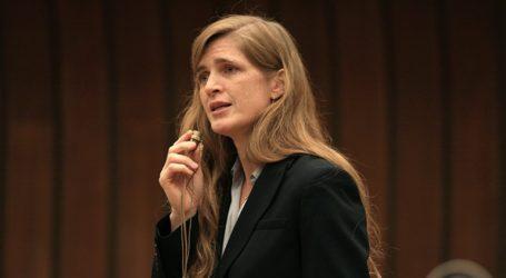 Ο Τζο Μπάιντεν πρότεινε τη Σαμάνθα Πάουερ για την ηγεσία της Υπηρεσίας για τη Διεθνή Ανάπτυξη