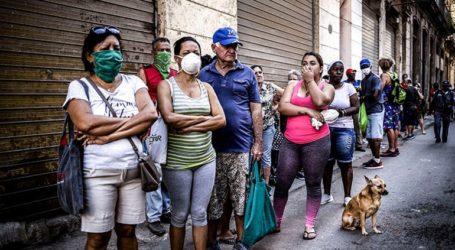 Σκληρό lockdown στην Αβάνα λόγω έξαρσης του κορωνοϊού