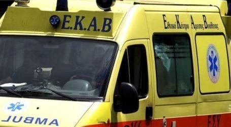 Μετανάστης βρέθηκε τραυματισμένος στην Άνω Πόλη