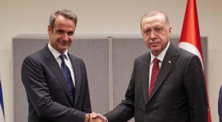 Θετικός εμφανίζεται ο Ερτνογάν σε μία επικοινωνία με τον πρωθυπουργόΚυριάκο Μητσοτάκη