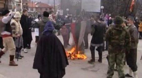 Έντονη αντίδραση της Βουλγαρίας για κάψιμο της σημαίας της σε καρναβαλικές εκδηλώσεις