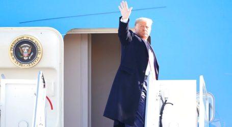 Ο Τραμπ σχεδιάζει να φύγει από την Ουάσινγκτον την ημέρα της ορκωμοσίας Μπάιντεν