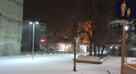 Επέλαση του χιονιά στην Κοζάνη