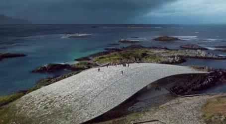 Η συγκλονιστική αρκτική ατραξιόν στη Νορβηγία