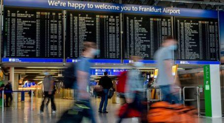 Εκκενώθηκε τμήμα του αεροδρομίου της Φρανκφούρτης