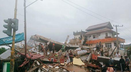 Στους 56 οι νεκροί από τον σεισμό των 6,2R