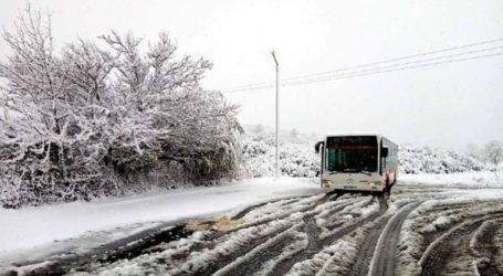 Άνοιξαν οι περισσότεροι δρόμοι στην Κ. Μακεδονία