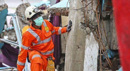 Στους 73 ο αριθμός των νεκρών από τον σεισμό των 6,2 βαθμών