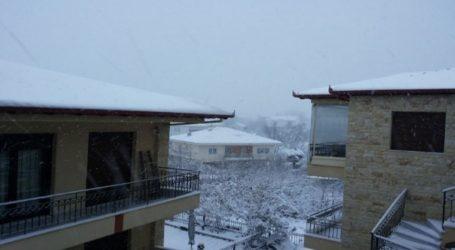 Προβλήματα στα νησιά του Β. Αιγαίου λόγω των χιονοπτώσεων
