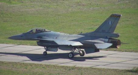Με απόλυτη επιτυχία η πρώτη δοκιμαστική πτήση του αναβαθμισμένου F-16