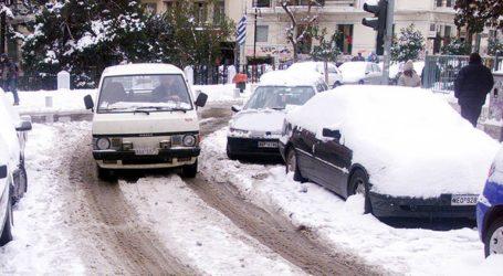 Μέχρι την Τρίτη θα διατηρηθεί ο παγετός σε περιοχές της Μακεδονίας