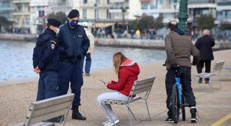 Αποτελέσματα ελέγχων της αστυνομίας για την εφαρμογή των μέτρων