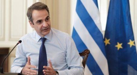 Επικοινωνία Μητσοτάκη με τον νέο πρωθυπουργό της Ρουμανίας