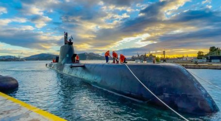 Εντυπωσιακές εικόνες από την άσκηση υποβρυχίων του Πολεμικού Ναυτικού