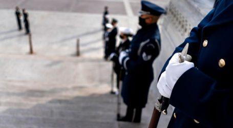 Από έλεγχο περνούν οι στρατιωτικοί που θα προστατεύσουν την ορκωμοσία του Τζο Μπάιντεν