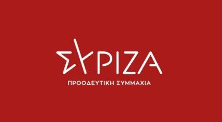 «Η ΝΔ υιοθετεί τώρα την πρόταση του ΣΥΡΙΖΑ για επέκταση χωρικών υδάτων στην Κρήτη»