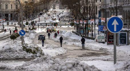 Η Ισπανία κήρυξε ως ζώνες καταστροφής τις περιοχές που επλήγησαν από την καταιγίδα Φιλομένα