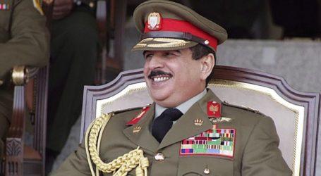 Ο Τραμπ απένειμε το παράσημο της Λεγεώνας της Τιμής στον βασιλιά Χαμάντ του Μπαχρέιν