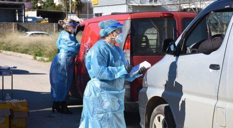 Δωρεάν rapid tests στο πρώην στρατόπεδο Καρατάσιου, στο Ελαιόρεμα και στην πλατεία Ευόσμου