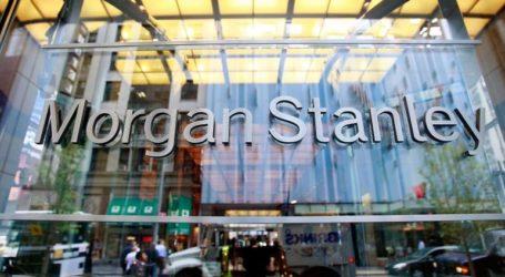 Αύξηση 57% κατέγραψαν τα καθαρά κέρδη δ΄ τριμήνου της Morgan Stanley