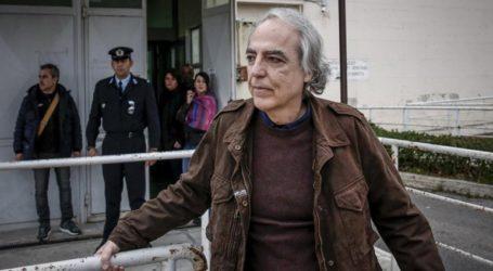 Επέστρεψε στις φυλακές Δομοκού ο Κουφοντίνας