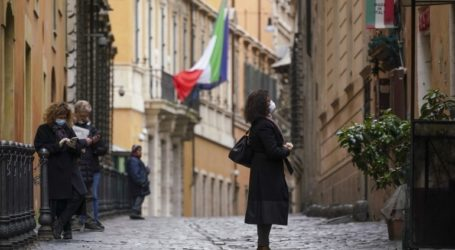 Ιταλία: Σε 13.571 ανέρχονται τα νέα κρούσματα κορωνοϊού