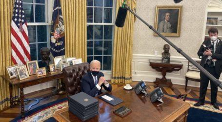 """Ο πρόεδρος Μπάιντεν ανοίγει θέμα """"Ιράν"""" με τους ξένους ηγέτες"""