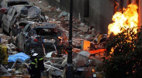 Στους τέσσερις οι νεκροί από την έκρηξη στη Μαδρίτη