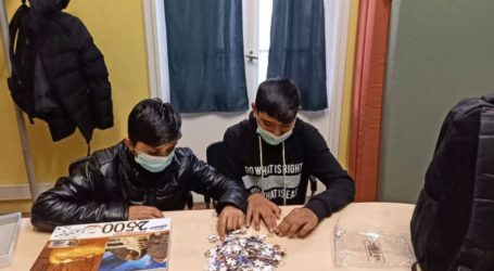 Στον δρόμο σε συνθήκες παγετού εντοπίστηκαν δύο ανήλικα προσφυγόπουλα
