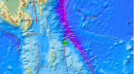 Ισχυρός σεισμός 7,1 Ρίχτερ ανοιχτά των Φιλιππίνων