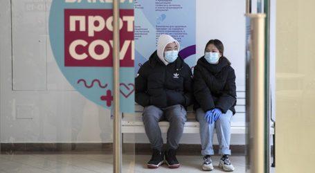 Η Ρωσία ανακοίνωσε 21.887 νέα κρούσματα και 612 θανάτους