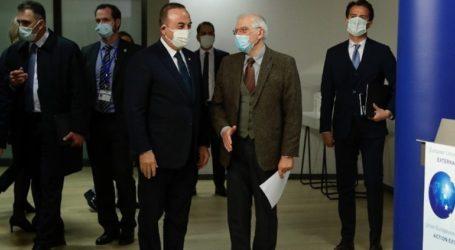 Μπορέλ και Τσαβούσογλου συζήτησαν τις μελλοντικές εξελίξεις με έμφαση στην Ανατολική Μεσόγειο